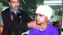 Hit by over 100 police pellets, J&K boy may never see the world clearly again