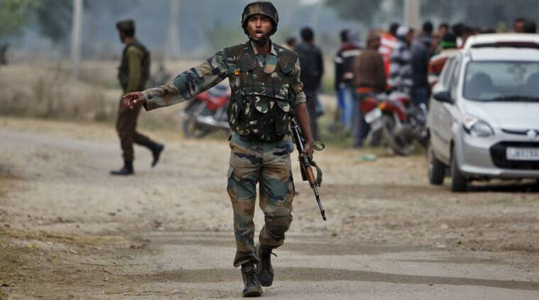 kashmir attack, kashmir grenade attack, Grenade attack, Kashmir, Grenade attack Shopian district, kashmir militants, india news, indian express