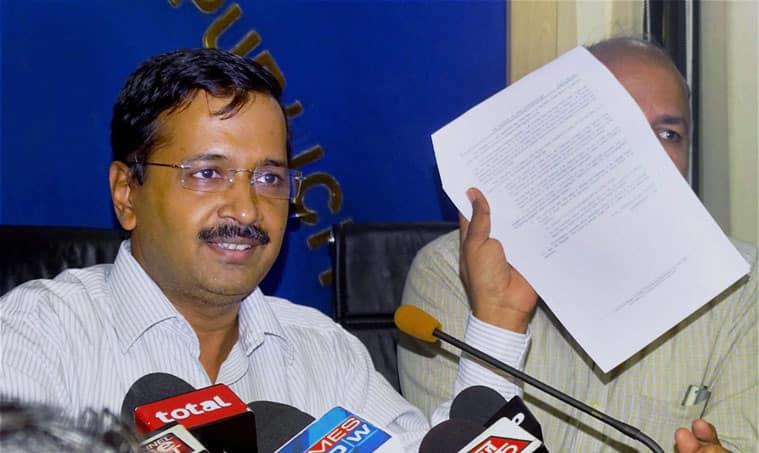 Anti-Corruption Branch, AAP, Bihar cops, AAP Bihar cops, economic offences unit, EOU, ACB Arvind Kejriwal, Nitish kumar, Arvind Bihar cops, Delhi news