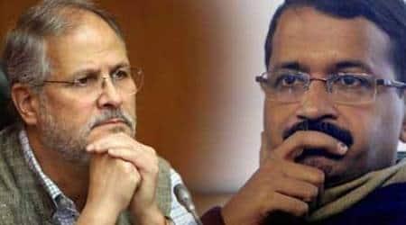Hurry up, Najeeb Jung tells Arvind Kejriwal over appointment of DelhiLokayukta