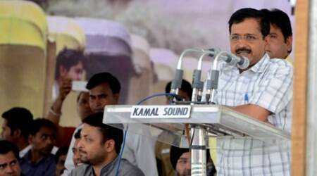Arvind Kejriwal, Anti corruption, Kejriwal daughter, AAP, aam aadmi party, AAP government
