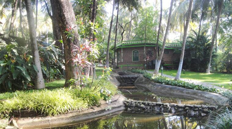 Kairali Health Resort: Unwinding in nature's lap (Source: Sharmila Chand)
