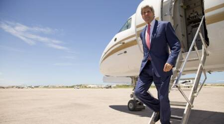 Yemen war: Kerry to discuss implementation of 'humanitarian pause' with Saudis