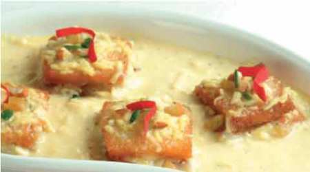 Express Recipes: Shahi Kesari Paneer is your perfect summer dessert