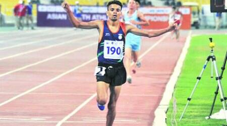 After bagging gold in 3000m, Kisan Tadvi all set to chart new course