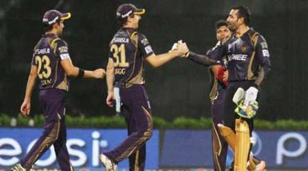 KKR too good for SRH