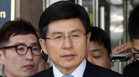 South Korea : Justice Minister, Hwang Kyo Ahn becomes the new PM