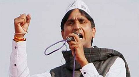 Kumar Vishwas, AAP Kumar Vishwas, Kumar Vishwas volunteer relationship, Kumar Vishwas volunteer video, Delhi Commission for Women, DCW, indian express editorial