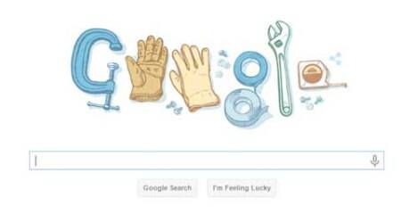 Labour Day Doodle honours workers of the world
