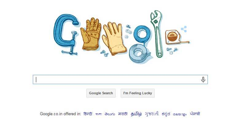 Labour Day, labour day doodle, doodle Labour Day, labour day google doodle, google doodle 2015, labour day 2015, labour day in india, labour day date, may day 2015, labour day 2015 doodle, google doodle, doodle news