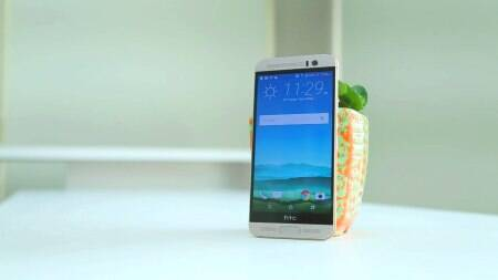 The HTC One M9+ Review