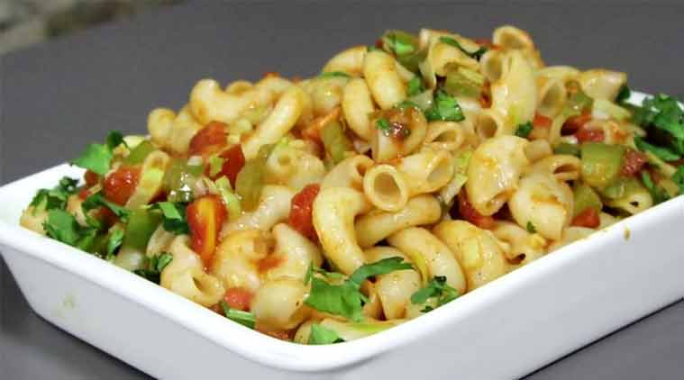 Express recipes how to make the yummiest indian style vegetable vegetable macaroni vegetable macaroni recipe macaroni macaroni recipes pasta recipe express forumfinder
