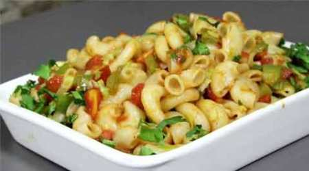 Express Recipes: How to make the yummiest Indian style Vegetable Macaroni