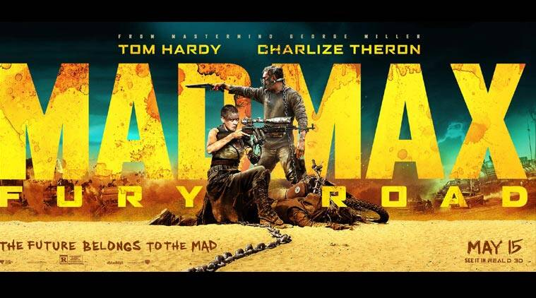 Mad Max Fury Road, Mad Max Review, Mad Max Movie Review, Mad Max Ratings, Mad Max Fury Road Review, Mad Max Fury Road Cast, Tom Hardy, Charlize Theron, Nicholas Hoult, Hugh Keays Byrne, Rosie Huntington Whiteley, Mad max fury Road movie, Mad max Fury Road Release, Hollywood News, Entertainment news