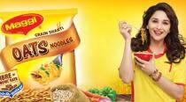 Madhuri Dixit meets Nestle officials, assured of Maggi quality