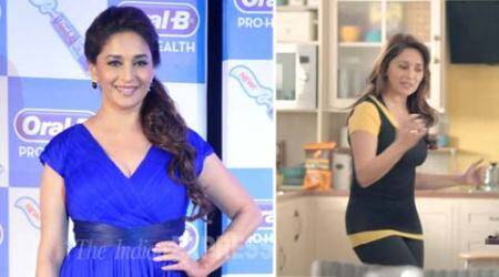 Madhuri Dixit gets FDA notice for endorsing Maggi