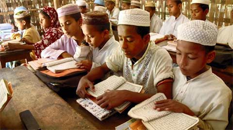 out of school children, chaotic survey, madarsa, madarsa school, Human Resource Development, Mumbai news, maharashtra news, india news, nation news, news