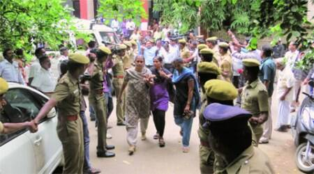 Were picked up from Andhra, say Maoists held inCoimbatore