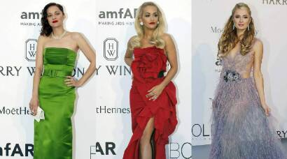 The Grand amfAR Gala at Cannes 2015: Marion Cotillard, Rita Ora, Paris Hilton