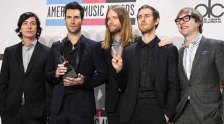 Maroon 5 to release new single later this month