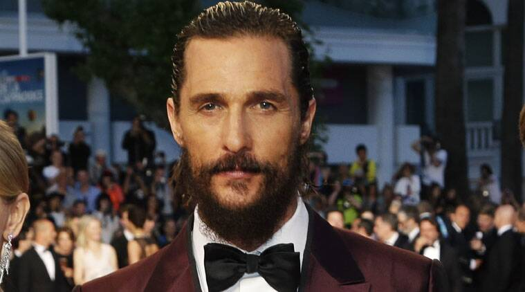 "Oscar-winning actor Matthew McConaughey has brushed aside criticism of his new movie ""The Sea of Trees"" at the ongoing Cannes Film Festival. (Source: AP)"