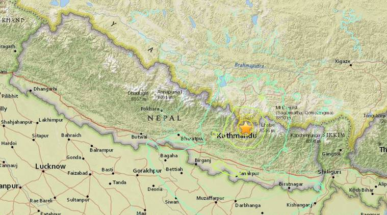 Delhi earthquake, live earthquake updates, Delhi NCR earthquake, earthquake in Delhi, earthquake today, earthquake in Delhi today, Nepal earthquake, earthquake north India, India earthquake, China earthquake
