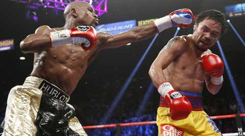 Floyd Mayweather, Manny Pacquiao, Mayweather Pacquiao, May Pac, Mayweather vs Pacquiao, Mayweather Pacquiao Rematch, Boxing News, Boxing