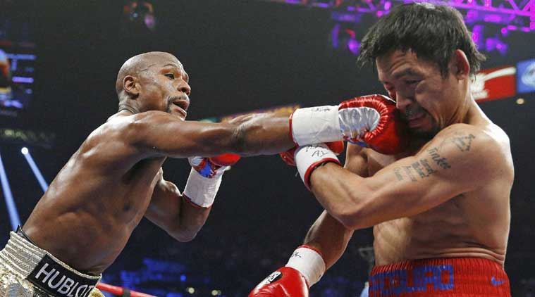Mayweather vs Pacquiao, Pacquiao vs Mayweather, MayPac, Floyd Mayweather, Manny Pacquiao, Meerkat, Twitter, Periscope, boxing livestreaming, mayweather live streaming