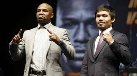 Floyd Mayweather Jr. vs Manny Pacquiao: Good news for Indian fans; bad news for streaming sites