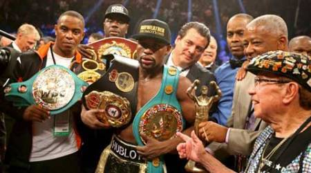 Web Edit: Mayweather vs Pacquiao lacked a punch