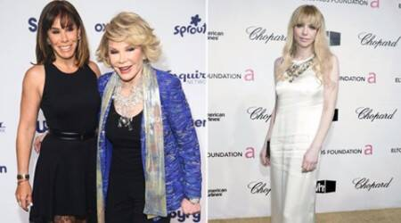 Courtney Love's tribute to Joan meant most to me: Melissa Rivers