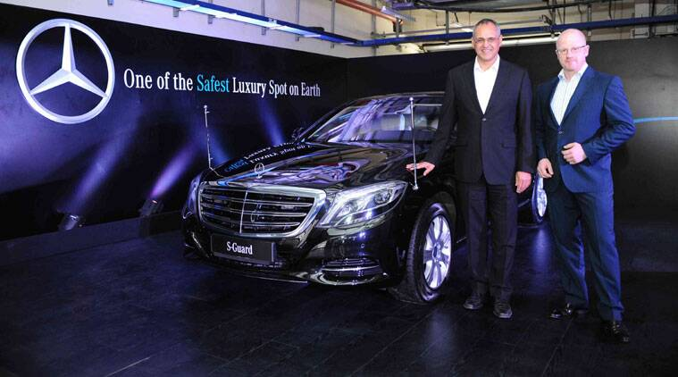 new car launches may 2015MercedesBenz S600 Guard India launch on 21st May  The Indian Express