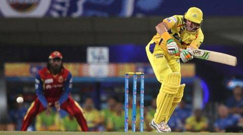 We have to be at our best against MI in the final: Michael Hussey