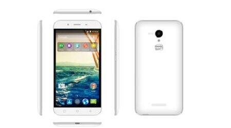 Micromax Canvas Doodle 4 with 6-inch screen for just Rs 9,499