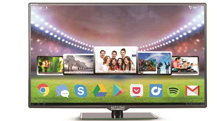 Mitashi, Mitashi TV, Mithashi LED TV, Mitashi products, Mitashi smartphones, Mitashi HD TV, technology news