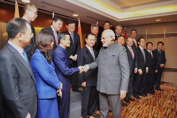 narendra modi, PM Modi, Modi in China, Modi in Shanghai, Modi China visit, Modi Indian community, Modi CEOs sanghai, Modi CEO meeting, Gandhian Centre in China, Gandhian studies centre in China, Modi Fudan University, Gandhian and Indian studies, Modi news, India news, China news, India China, India china relations, world news,