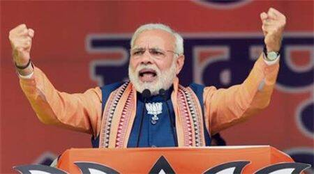 Modi's one year in office, keep events low key: BJP to workers