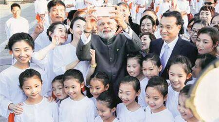 narendra modi, narendra modi in china, modi in china, modi china visit, li keqiang, xi jinping, modi news, india news, nepal news, beijing news, Modi in China, China Modi, Narendra Modi, MOdi CHina, Modi China visit, India China border issue, indo-china border, india china boundary issue, indo-china border firing, boundary issue india china, modi's china visit, Modi news, India news, china news