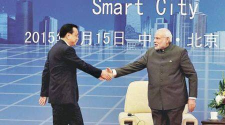 Modi in China: India, China to set up task force to address trade gap