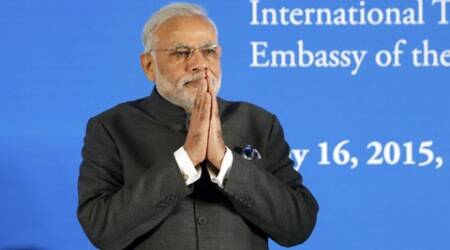 Foreign media including Wall Street Journal, New York Times critical of Narendra Modi's firstyear