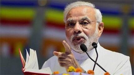 Suit Boot ki Sarkar better than 'Suitcase' sarkar, says PM Modi