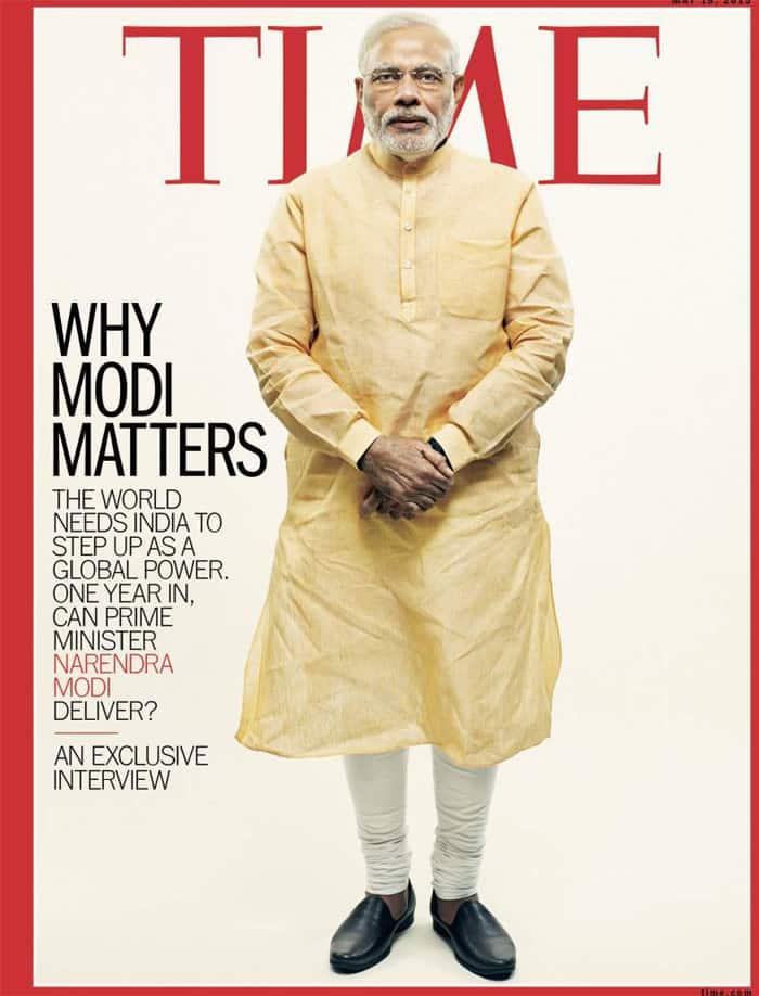 Modi, time