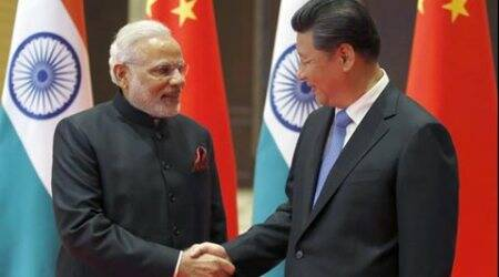 narendra modi, modi in china, modi china visit, china, china modi, pm modi in china, President Xi Jinping, modi in china, narendra modi in china, modi china tour, new delhi, IE column