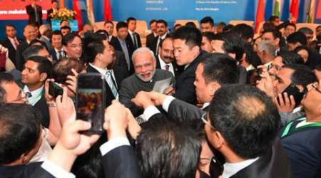 Highlights: PM Narendra Modi's three days in China