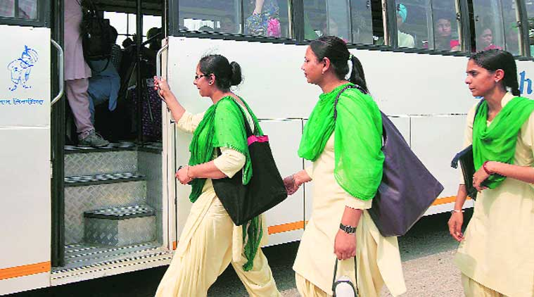 Moga bus molestation, moga assault, moga molestation, moga bus incident, moga bus rape, moga bus assault, moga sexual assault, moga, punjab, punjab news, india news, nation news, news