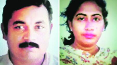 Andhra police nab top Maoist couple Roopesh and Shyna in Tamil Nadu