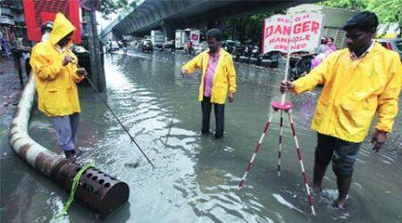 Flooding at Hindmata will reduce by 60% this monsoon