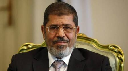 Egypt's deposed president Mohammed Morsi sentenced to death by court