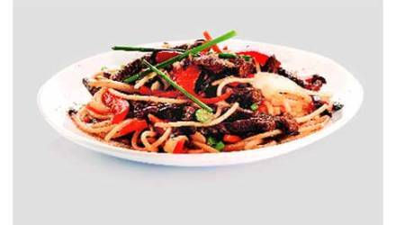 Diet Diary: The Chinese food syndrome —  sensitivity to MSG