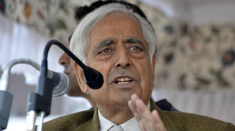 J&K CM Mufti Mohammad Sayeed approves first-ever state disaster management plan